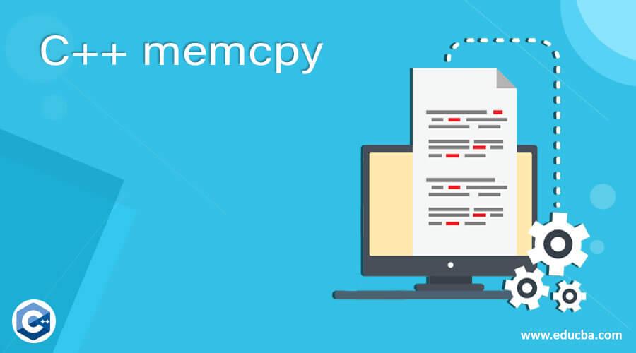 C++ memcpy