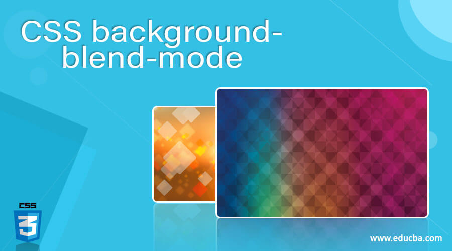 CSS background-blend-mode