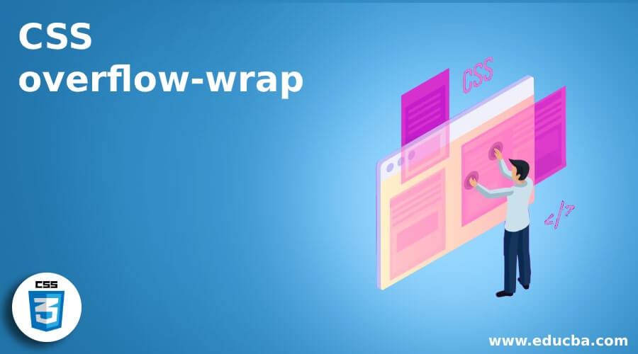 CSS overflow-wrap