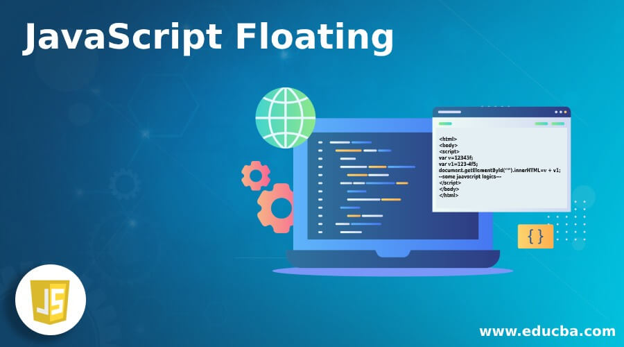 JavaScript Floating