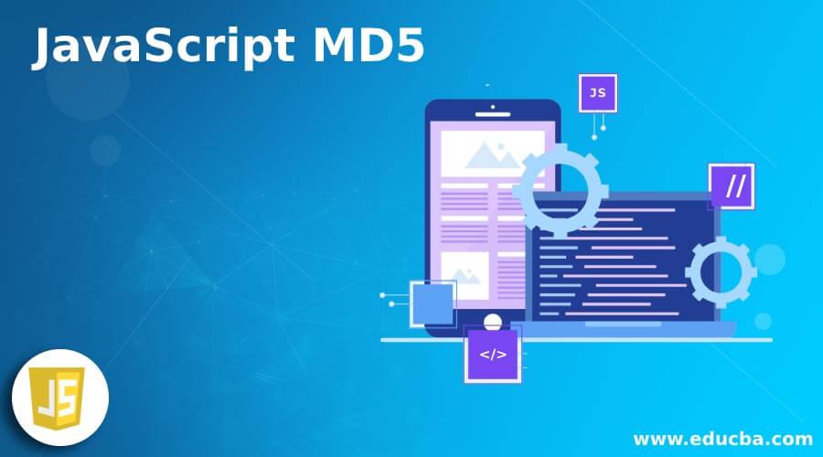 JavaScript MD5