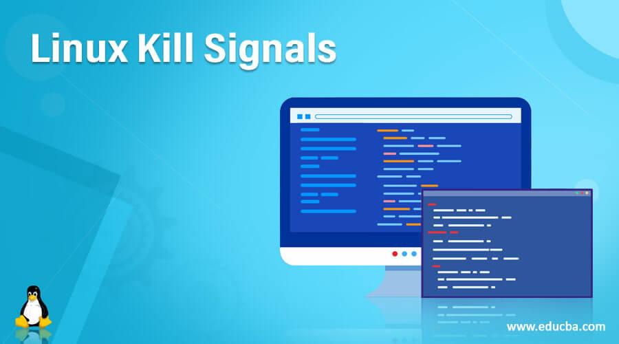 Linux Kill Signals