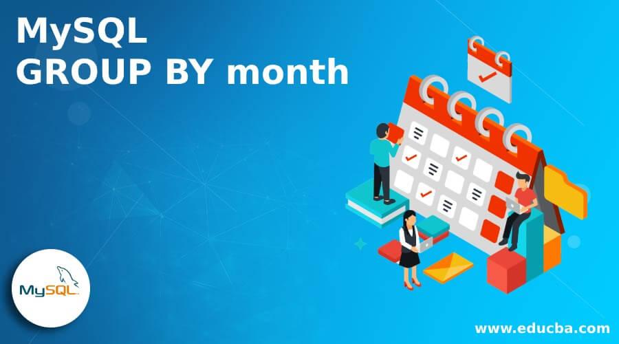 MySQL GROUP BY month