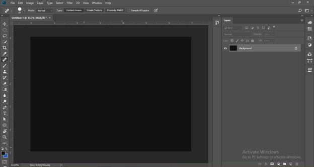 Photoshop hologram effect output 4