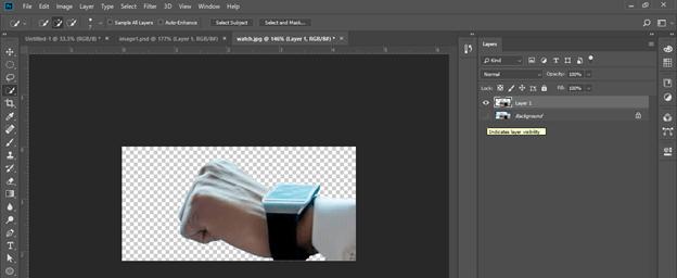 Photoshop hologram effect output 9