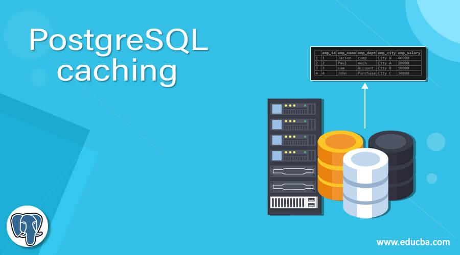 PostgreSQL caching