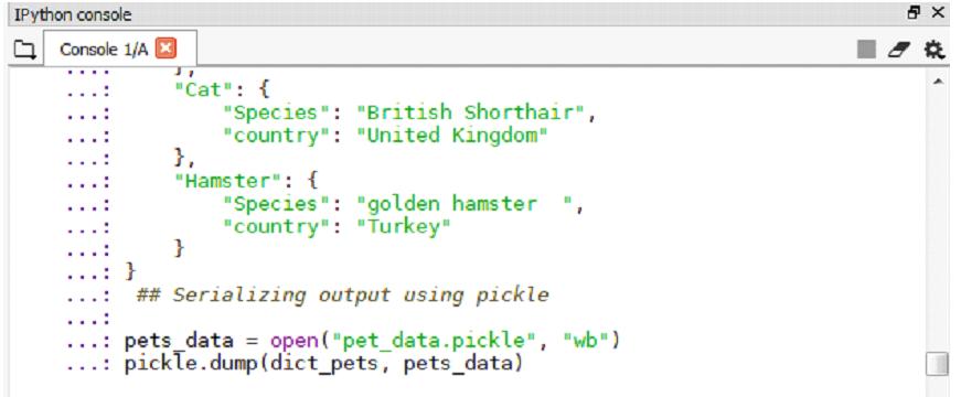 Python Dump-1.2