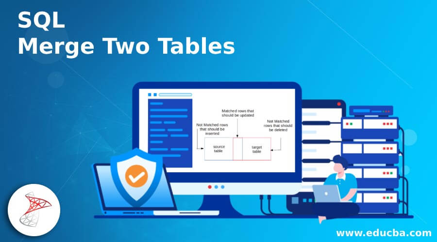 SQL Merge Two Tables