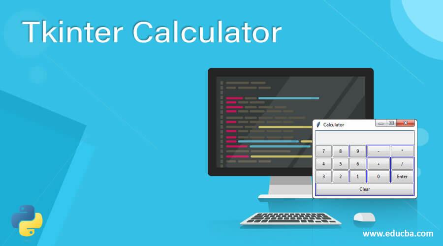 Tkinter Calculator