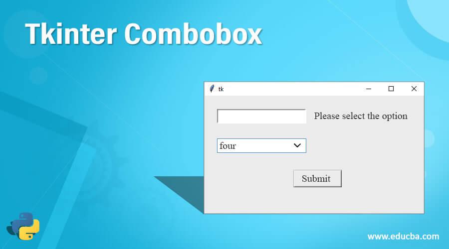 Tkinter Combobox