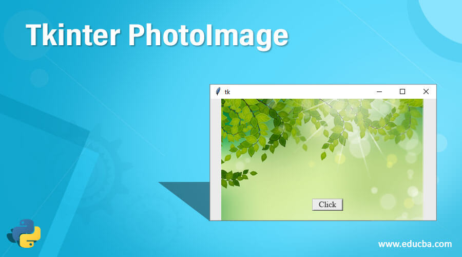 Tkinter PhotoImage