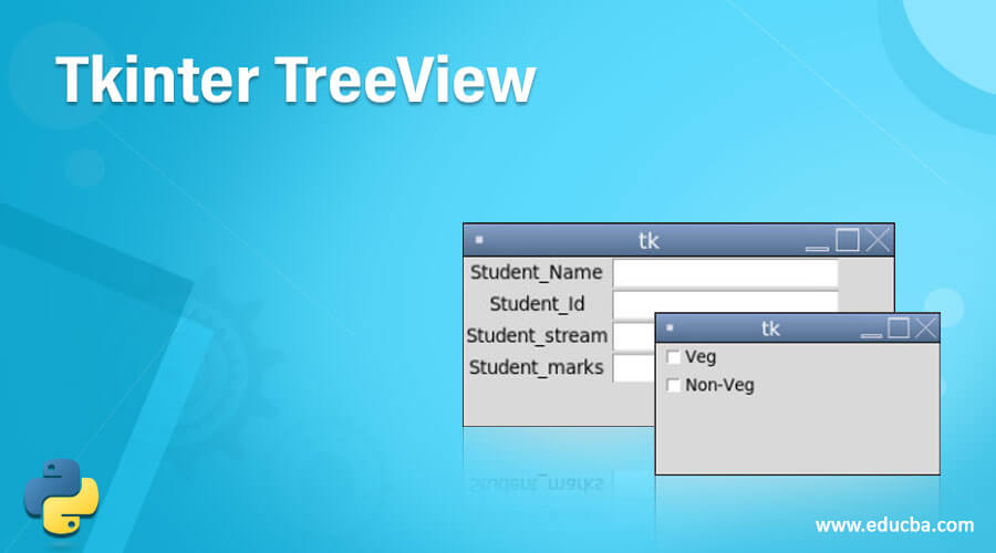 Tkinter TreeView