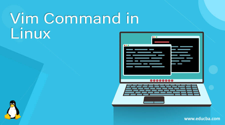 Vim Command in Linux