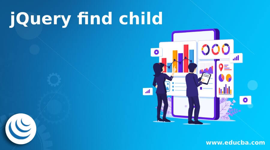 jQuery find child