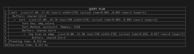 postgreSQL Caching 2