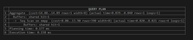 postgreSQL Caching 4