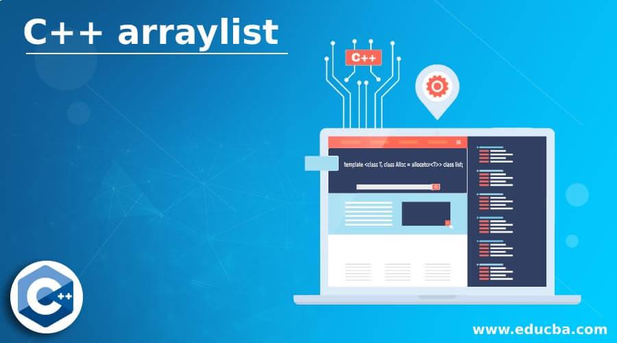 C++ arraylist