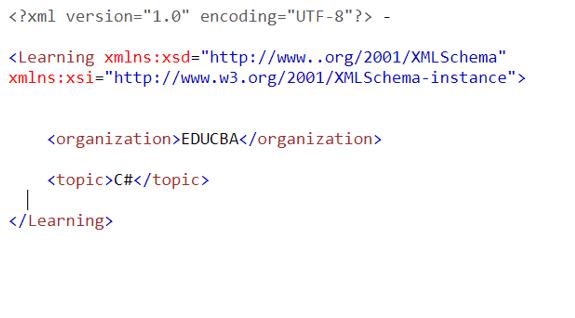 C# object to XML 2
