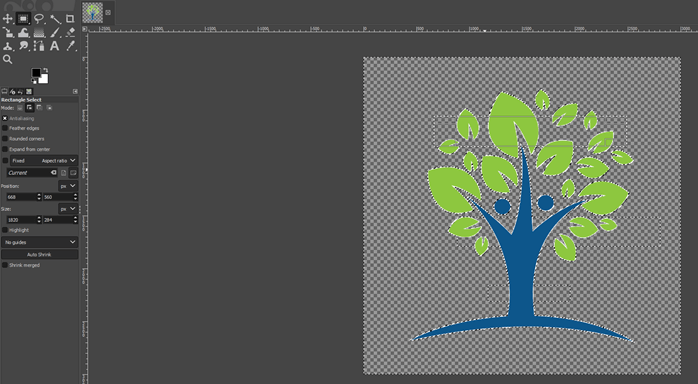 GIMP vector graphics output 11