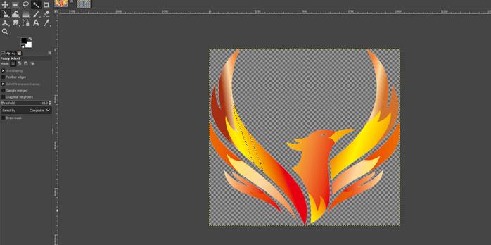 GIMP vector graphics output 15
