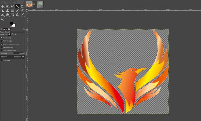 GIMP vector graphics output 16