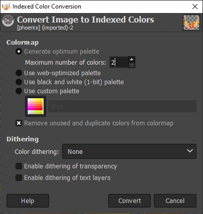 GIMP vector graphics output 18