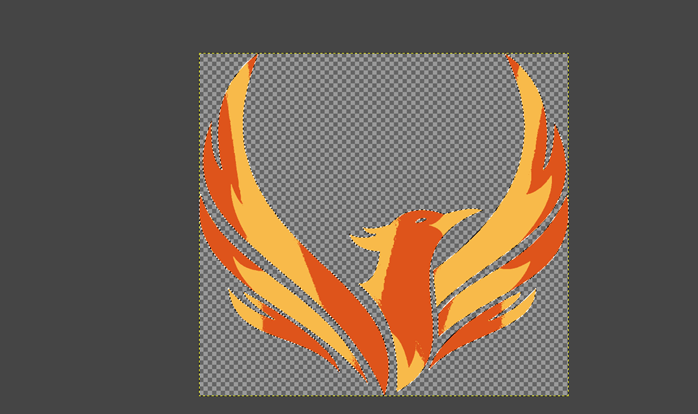GIMP vector graphics output 19