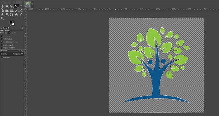 GIMP vector graphics output 4