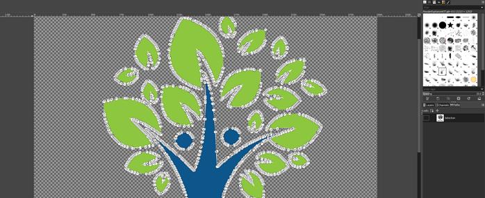 GIMP vector graphics output 7
