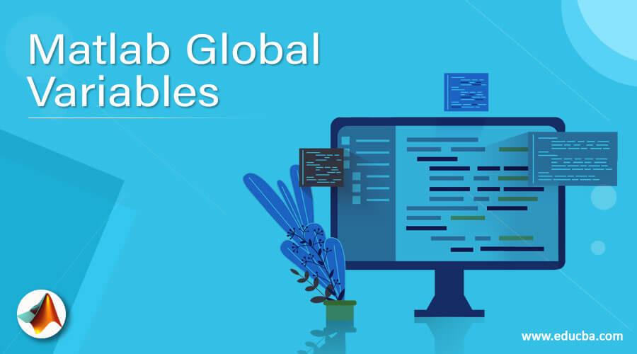 Matlab Global Variables