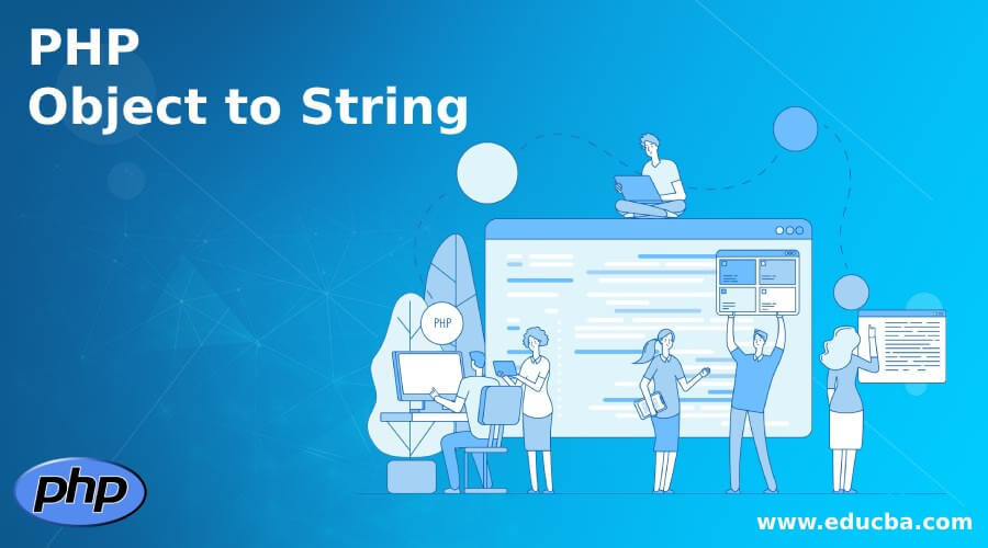 PHP Object to String