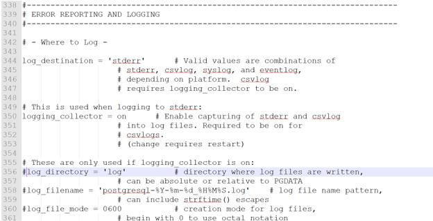 PostgreSQL Log Queries 3