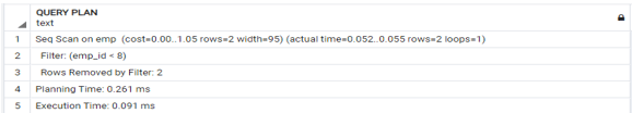 PostgreSQL Query Optimization 3