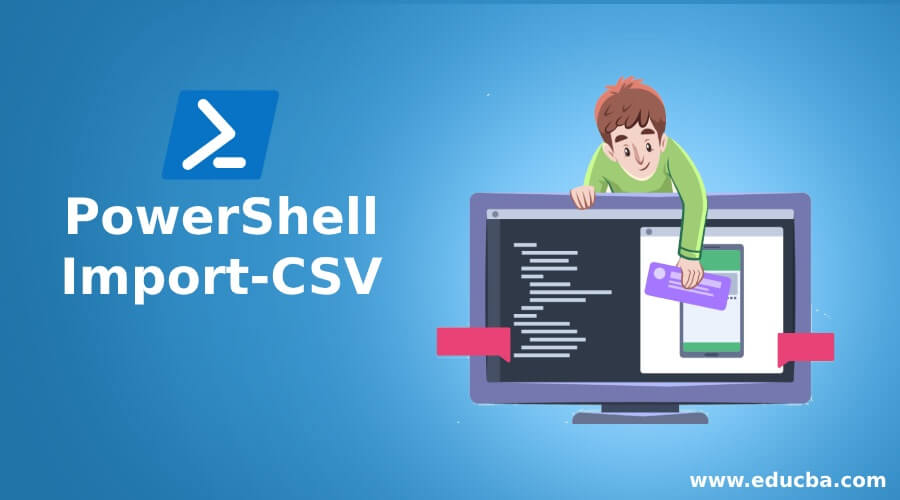 PowerShell Import-CSV