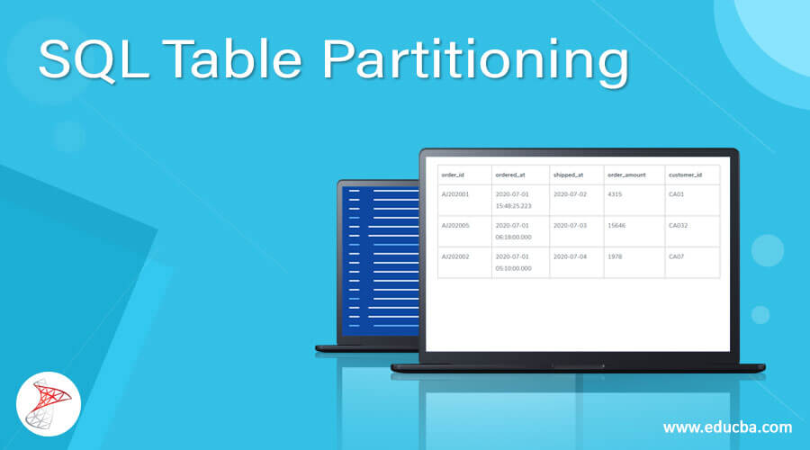 SQL Table Partitioning