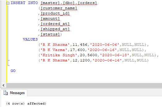 SQL UPDATE Trigger 2