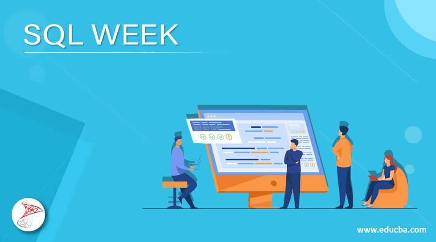 SQL WEEK