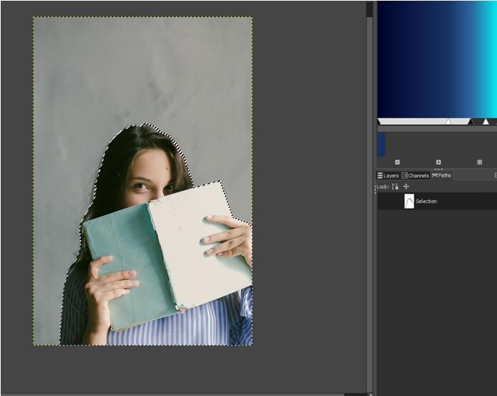 GIMPChange Background Color 10