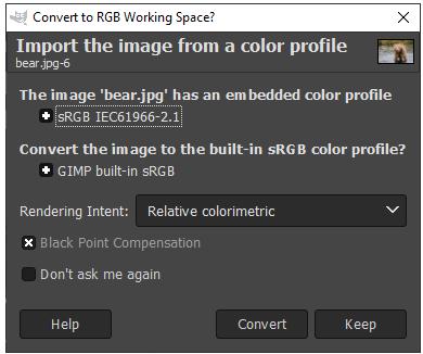 GIMPChange Background Color 3