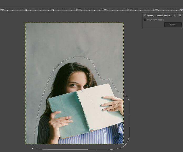 GIMPChange Background Color 5