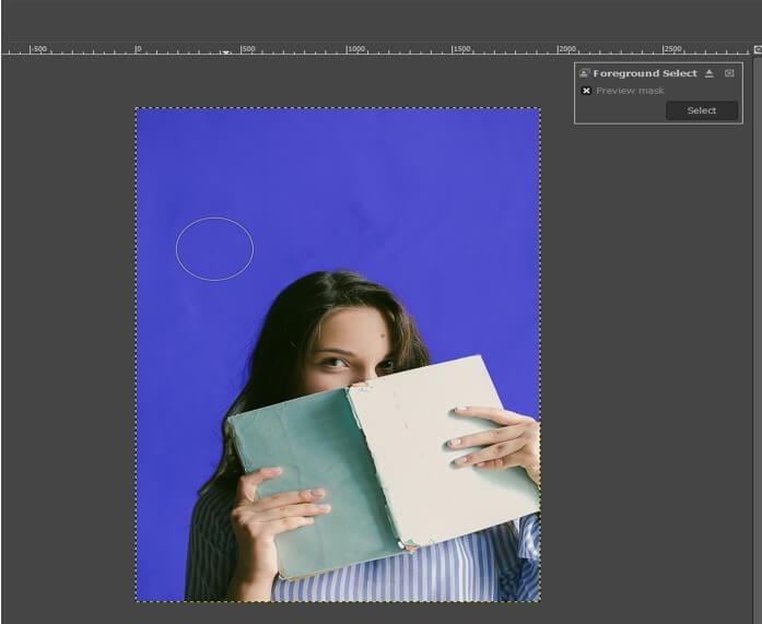 GIMPChange Background Color 7