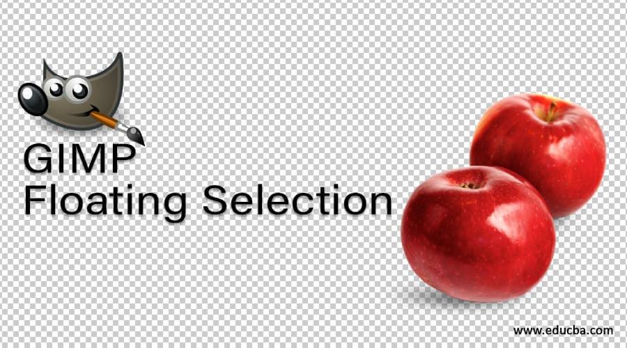 GIMP Floating Selection