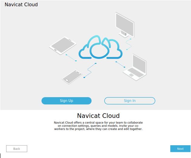 Navicat for MySQL3