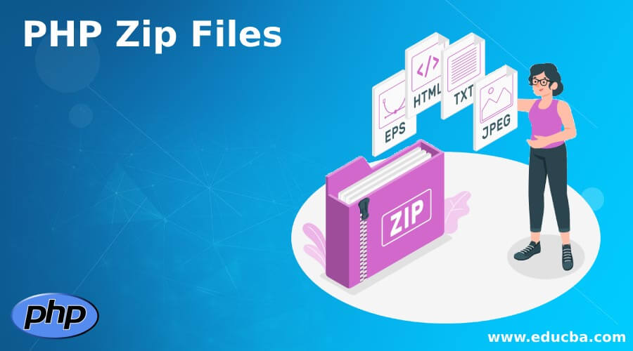 PHP Zip Files