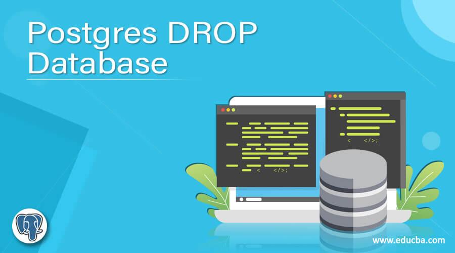 Postgres DROP Database