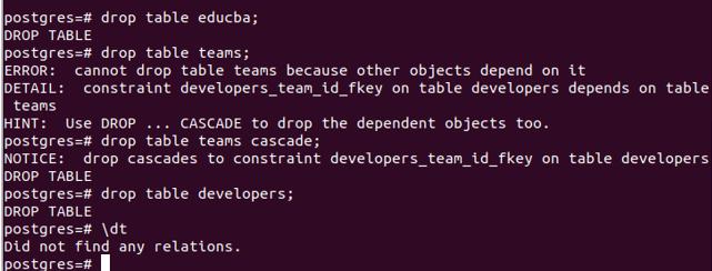 Postgres Dump Database 3