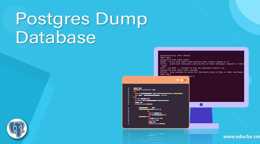 Postgres Dump Database