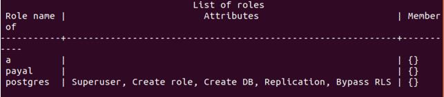 Postgres add user 4