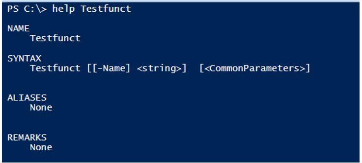 PowerShell Function Parameters 1