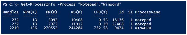 PowerShell Function Parameters 10